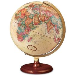 "Piedmont 12"" World Globe"