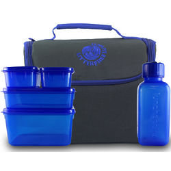 Lunchopolis Litter Free Lunch Box with Food Containers