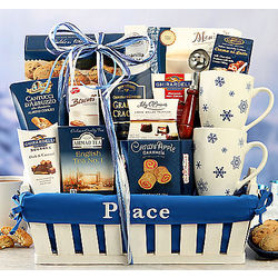 Cocoa, Tea and Peace Gift Basket
