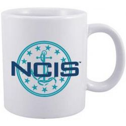 NCIS Anchor Logo Mug