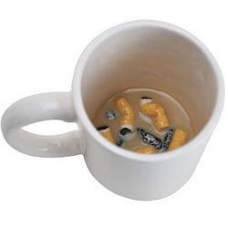 Smoker's Prank Mug