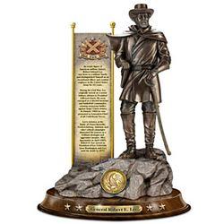 Bronze General Lee Sculpture
