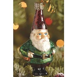 European Gnome Ornament