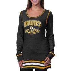 Ladies Boston Bruins Long SleeveT-Shirt