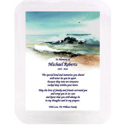 Personalized Sympathy Poetry Frame