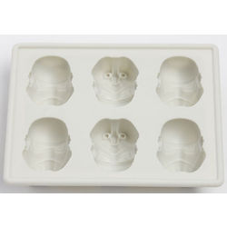 Storm Trooper Ice Cube Tray