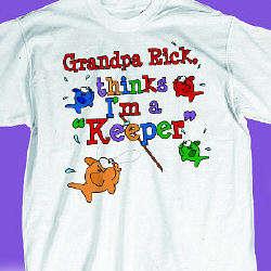 I'm a Keeper Youth T-Shirt