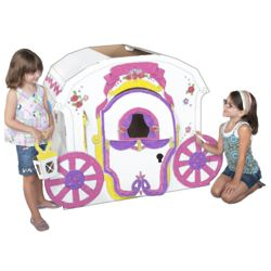 Princess Carriage Playhouse