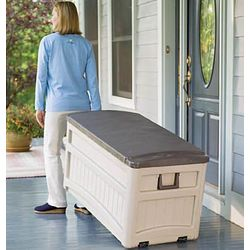 Large Outdoor Storage Box
