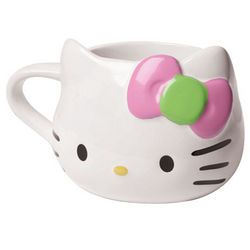 Hello Kitty Ceramic Mug