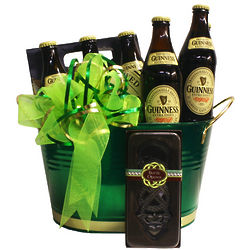 Guinness Extra Stout Beer Basket