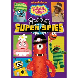 Yo Gabba Gabba! Super Spies DVD