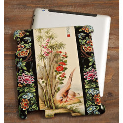 Asian Motif iPad Case