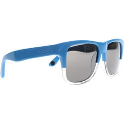 Thunder Sunglasses in Cyan & Clear Frames