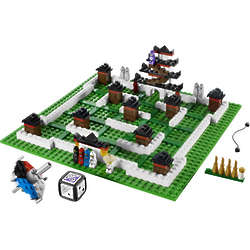 LEGO Ninjago Board Game