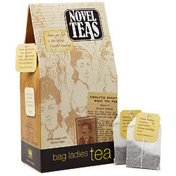 Novel Teas English Breakfast Teabags
