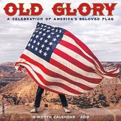 Old Glory Wall Calendar