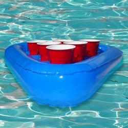 Pool Beer Pong Racks
