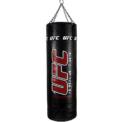 UFC MMA Heavy Bag - Black/Red