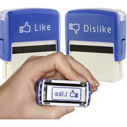 Like / Dislike Stamper Set