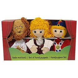 Beauty and the Beast Puppet Gift Set