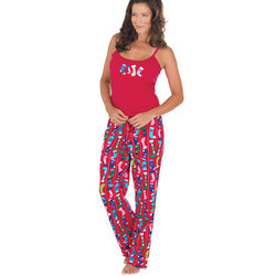 Christmas Stocking Cami Pajamas