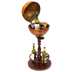 Single Leg Italian Replica Globe Bar