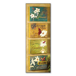 Flower Boutique Decograph
