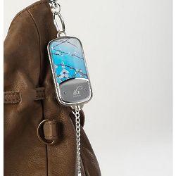 Personal Screaming Alarm Handbag Charm