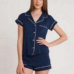Giselle Short Sleeve Pajama Set