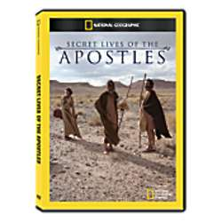 Secret Lives of the Apostles DVD