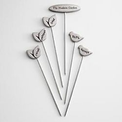 Personalized Herb Markers