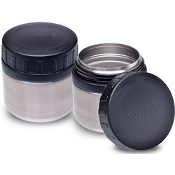 LunchBots Rounds Stainless Steel Watertight Food Containers