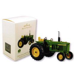John Deere 4020 Tractor Christmas Ornament