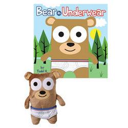 Bear In Underwear Book