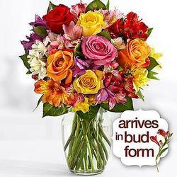 Birthday Smiles Bouquet