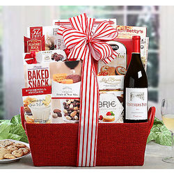 Vintners Path Chardonnay Gift Basket Assortment