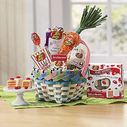 Jelly Belly Easter Basket