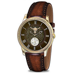 Men's Spirit of the West Stainless Steel Watch