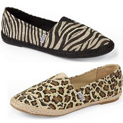 Women's Safari Inspired Flats