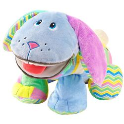Personalized Patches the Bunny Stuffie Toy