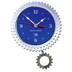 Double Sprocket Clock