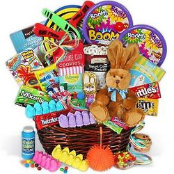 Look What The Easter Bunny Brought Me Gift Basket