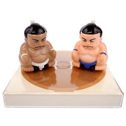 Desktop Grand Sumo Tournament Wind-Up Toy