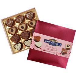 Ghirardelli Sweet Hearts Chocolate Assortment