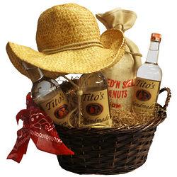 Tito's Vodka Gift Basket