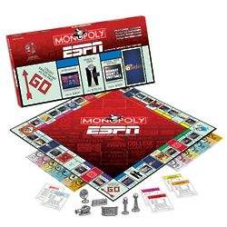 ESPN Ultimate Sports Fan Edition Monopoly
