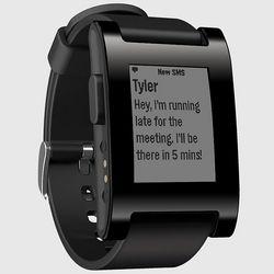 Pebble Bluetooth Smartwatch