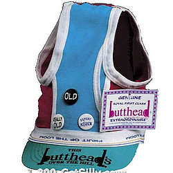 Over The Hill Butt Head Hat