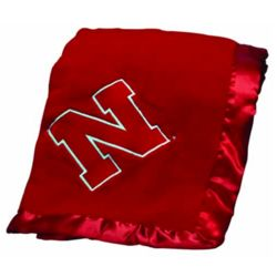 University of Nebraska Baby Blanket